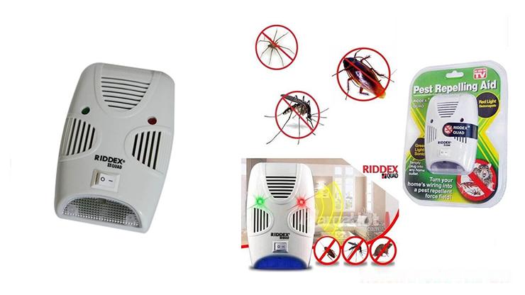 Elektromos rovar- és rágcsálóriasztó